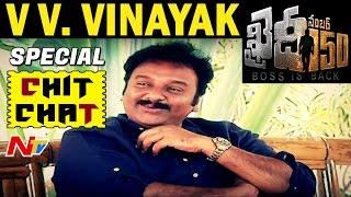 V V Vinayak Exclusive Interview  Chirus Khaidi No 150 Movie  NTV