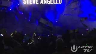 Steve Angello - Live @ Ultra Music Festival 2014