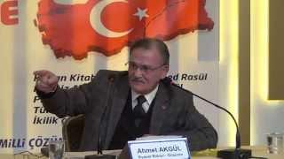 preview picture of video 'TÜRKİYE NEREYE - AHMET AKGÜL - KONYA - 29 KASIM 2014'