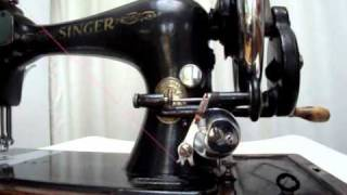 How To Wind A Singer Sewing Machine Long Bobbin And Load The Shuttle The Correct Way