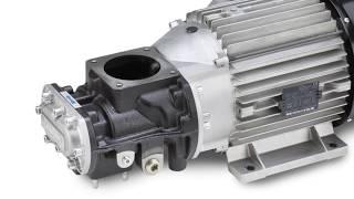 Šroubový kompresor A-K-MAX 7,5 kW (10 bar) s vestavěnou sušičkou
