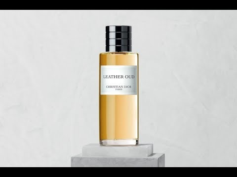 Christian Dior Leather Oud fragrance Review (2018)