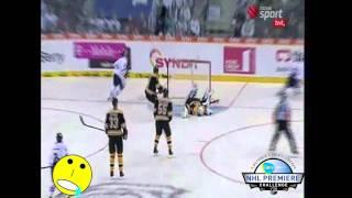HC Bílý Tygři Liberec - Boston Bruins - NHL PREMIERE CHALLENGE 2010