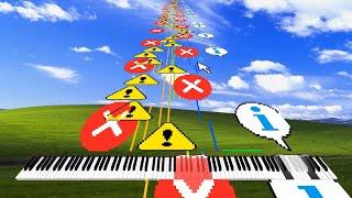 windows 98 startup sound piano - TH-Clip