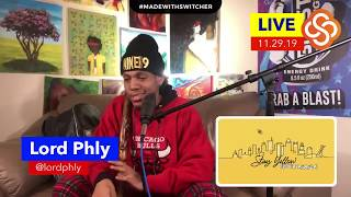 """Lord Phly says he felt """"...Like a Kid"""" in Latest Episode of Dope Souls with Lord Phly"""