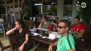 «Англия-Хорватия» в Майами