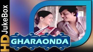 Gharaonda 1977  Full Video Songs Jukebox  Amol Palekar Zarina Wahab Dr Shreeram Lagoo