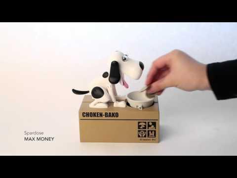 Spardose MAX MONEY | GESCHENKE FÜR FREUNDE