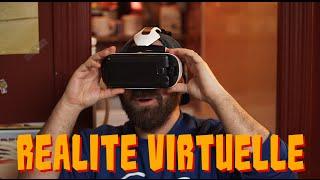 La Réalité Virtuelle (VR) - Bapt&Gael