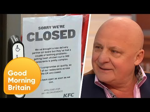 Download The KFC 'Chicken Crisis' | Good Morning Britain Mp4 HD Video and MP3