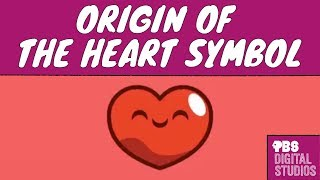 Why Does the ❤️  Heart Symbol ❤️   Look That Way?