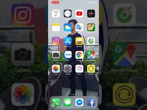 Hướng dẫn quay màn hình iphone có âm thanh cực ngắn gọn