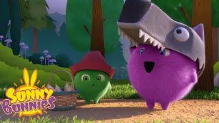 Cartoons For Children | SUNNY BUNNIES - SUNLIGHT! CAMERA! ACTION! | New Episode | Season 3 | Cartoon