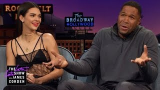 Tattoos and Phobias w/ Michael Strahan & Kendall Jenner - Video Youtube