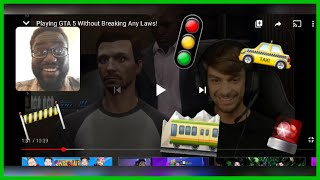 🛑Don't Break Any 🚥🛣🚧🛑 Reacting to MrBeast Gaming : GTA 5