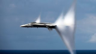What Is A Sonic Boom? Why Breaking The Sound Barrier Creates A Sonic Boom