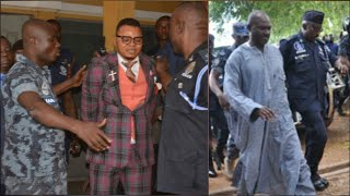 Break..Obinim St0rms Court with 7 Lawyers to face Ken Agyapong..