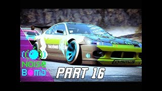 NEED FOR SPEED PAYBACK Gameplay Walkthrough Part 16 - Noise Bomb Drifting League (NFS 2017)