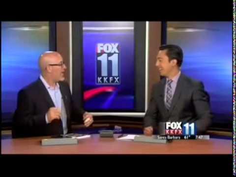 Steve Miller, President/Founder of getdismissed.com on KKFX Santa Barbara Fox 11 Morning News at 7:30am on Tuesday July 7, 2015.