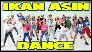 IKAN ASIN VIRAL - DANCE BY TAKUPAZ KIDS - CHOREOGRAPHY BY DIEGO TAKUPAZ