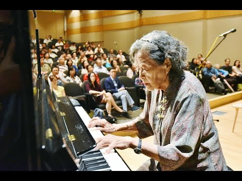 《梁祝》钢琴独奏 编曲暨演奏 巫漪丽老师 / Elaine Wu YiLi's