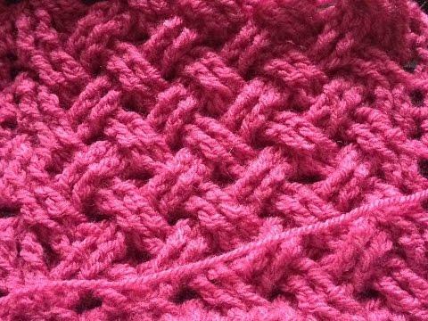 Iedereen Kan Haken Golfjessteek Woondeken Blanket Stitch Crochet