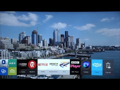 Samsung 2015 Smart TV System review
