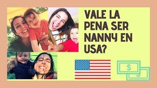 Cómo conseguir trabajo de NANNY/BABYSITTER en USA? 🇺🇸 | MI EXPERIENCIA .