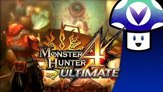 [Vinesauce] Vinny - Monster Hunter 4 Ultimate (part 1)