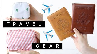 TRAVEL Organization Bags & Gadgets Haul | BEST AMAZON Travel Products + $1000 Giveaway | Miss Louie