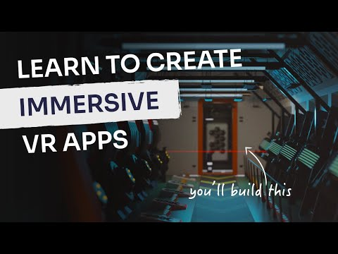 Learn Virtual Reality Development in 2021 - The #1 best course is online now! 🔥