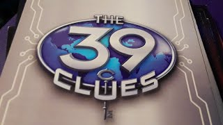 The 39 clues trading card game