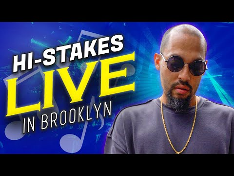 Hi-Stakes Live At Club Taous In South Brooklyn (Hi-Stakes Brand)