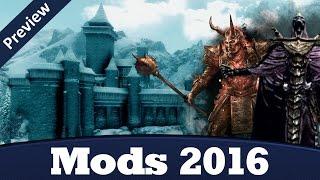 Skyrim   Die besten Mods 2016 (Preview)