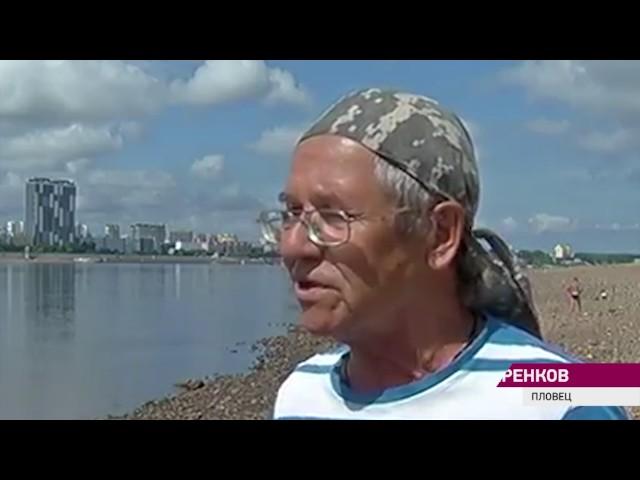 Варенков доплыл до Благовещенска