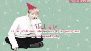 [SUB ITA] XIAH JUNSU (Of JYJ) - Thank U For