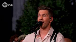 "Andy Grammer Performs ""Back Home"" at the 2018 A Capitol Fourth"