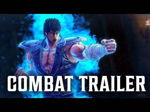 Fist of the North Star: Lost Paradise - Combat Trailer thumbnail