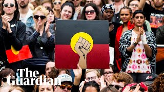 Gambar cover Black lives matter in Australia