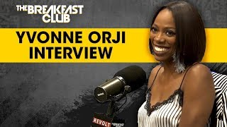 The Breakfast Club - Yvonne Orji Talks 'Insecure', Strict Parents, Stand-Up Comedy + More