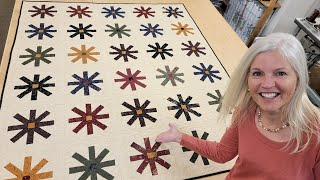 Sew Cool Technique!! Learn To Make A Slice Of Cake Quilt!