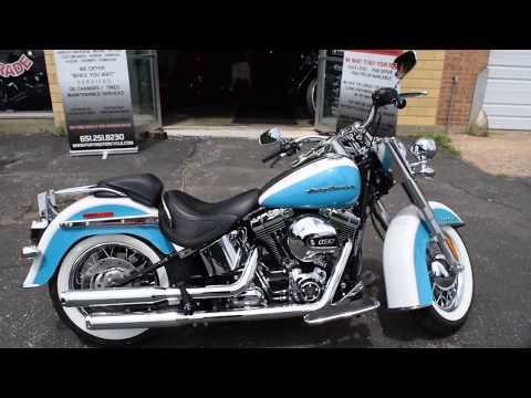 2017 Harley-Davidson Softail® Deluxe in South Saint Paul, Minnesota
