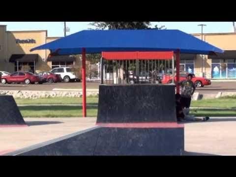 mcpherson skatepark montage