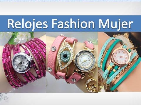 Relojes para Mujeres y hombre Baratos Online con Envío Gratis