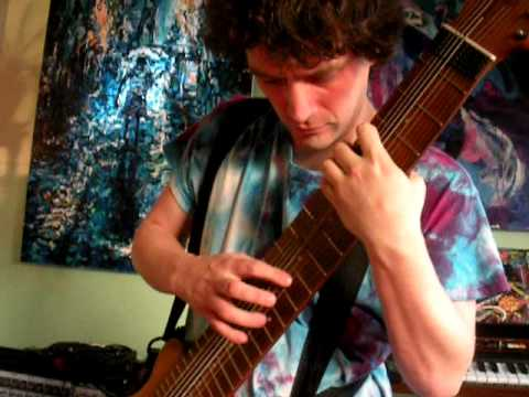 "Brian O'Connell plays ""Straight as an Arrow"" on Touch Guitar"