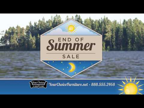 End of Summer Sale - TV