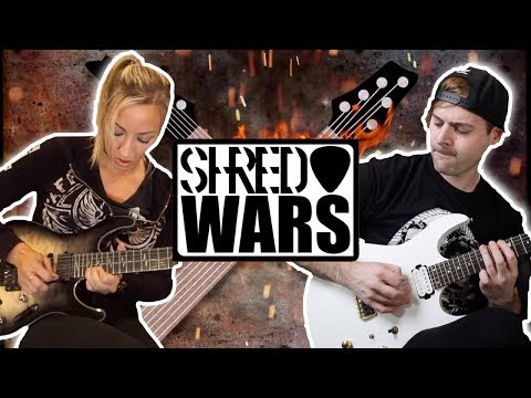 Shred Wars: Jared Dines VS Nita Strauss