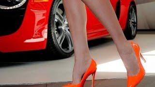 МОДНЫЕ ТУФЛИ 2017 фото новинки женских туфель на каблуке. Fashion Shoes 2017 High Heels Collection