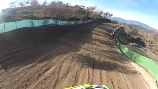 preview picture of video '1 Lap on the MX Track Olvan Spain'