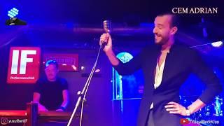 [4K] Cem Adrian - Mutlu Yıllar (IF Performance Hall Ankara 11.08.18)
